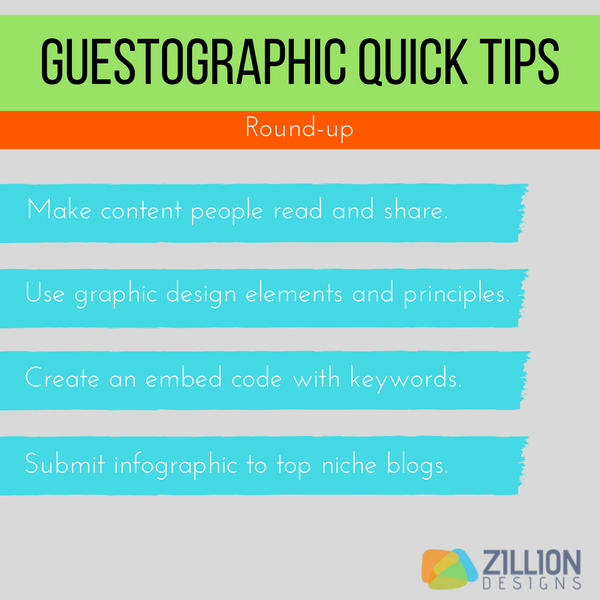 Guestographic Quick Tips