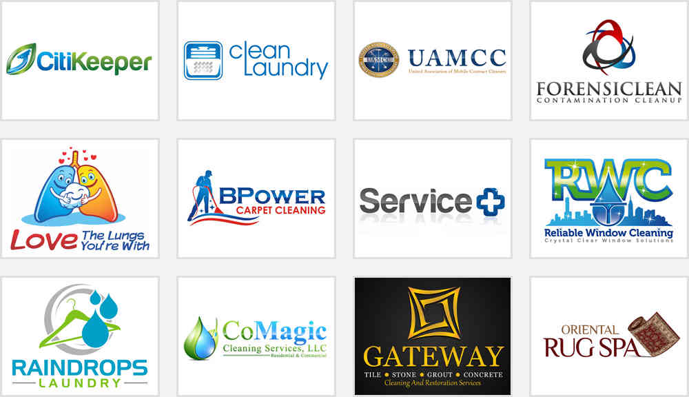 Cleaning Services Logo : How to have a clean impact with your cleaning service logo