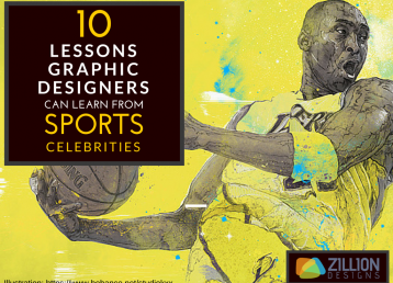10 Lessons Graphic Designers