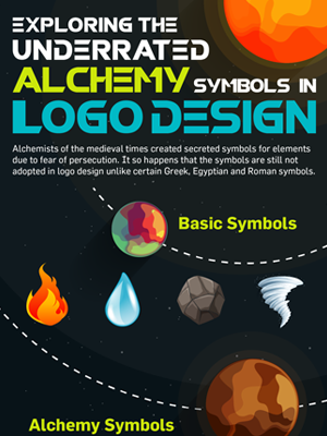 Exploring The Underrated Alchemy Symbols In Logo Design