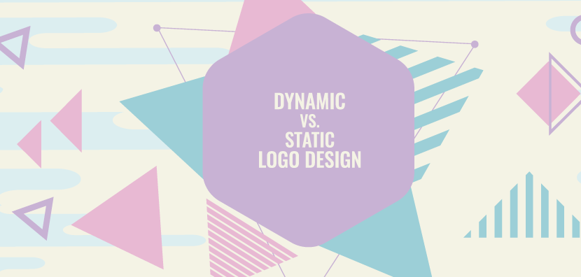 Dynamic vs Static logo design