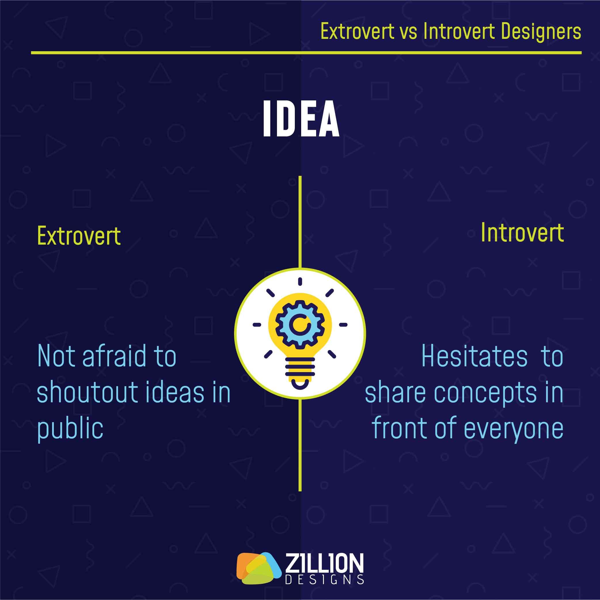 Extrovert vs Introvert Designers 2
