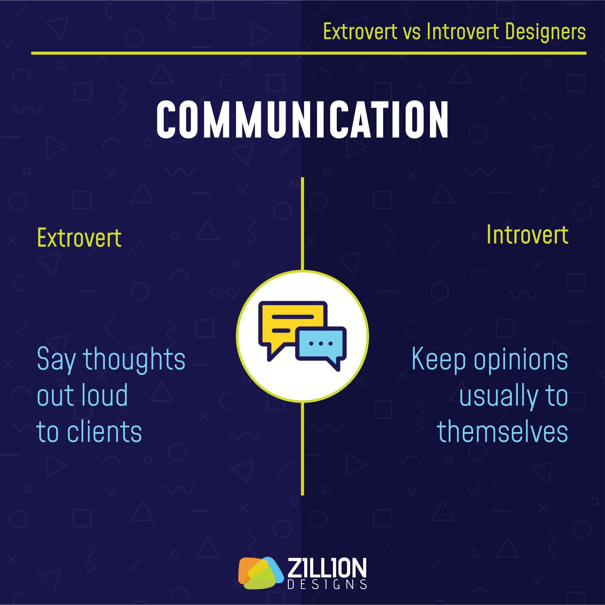 Extrovert vs Introvert Designers 3