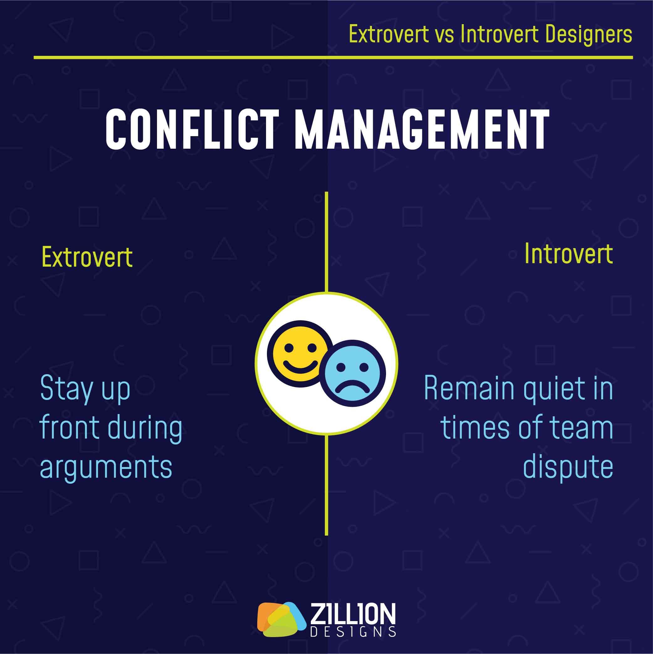 Extrovert vs Introvert Designers 4