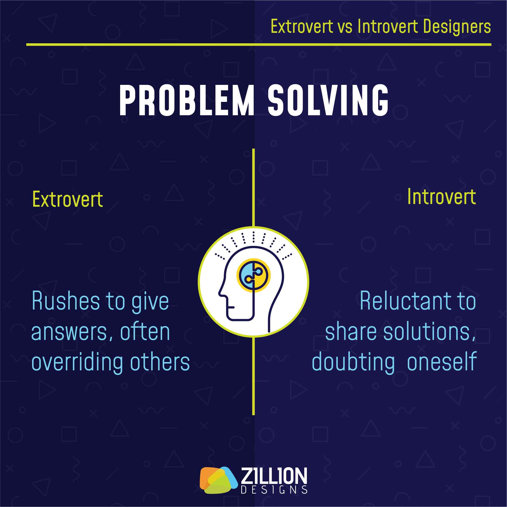 Extrovert vs Introvert Designers 6