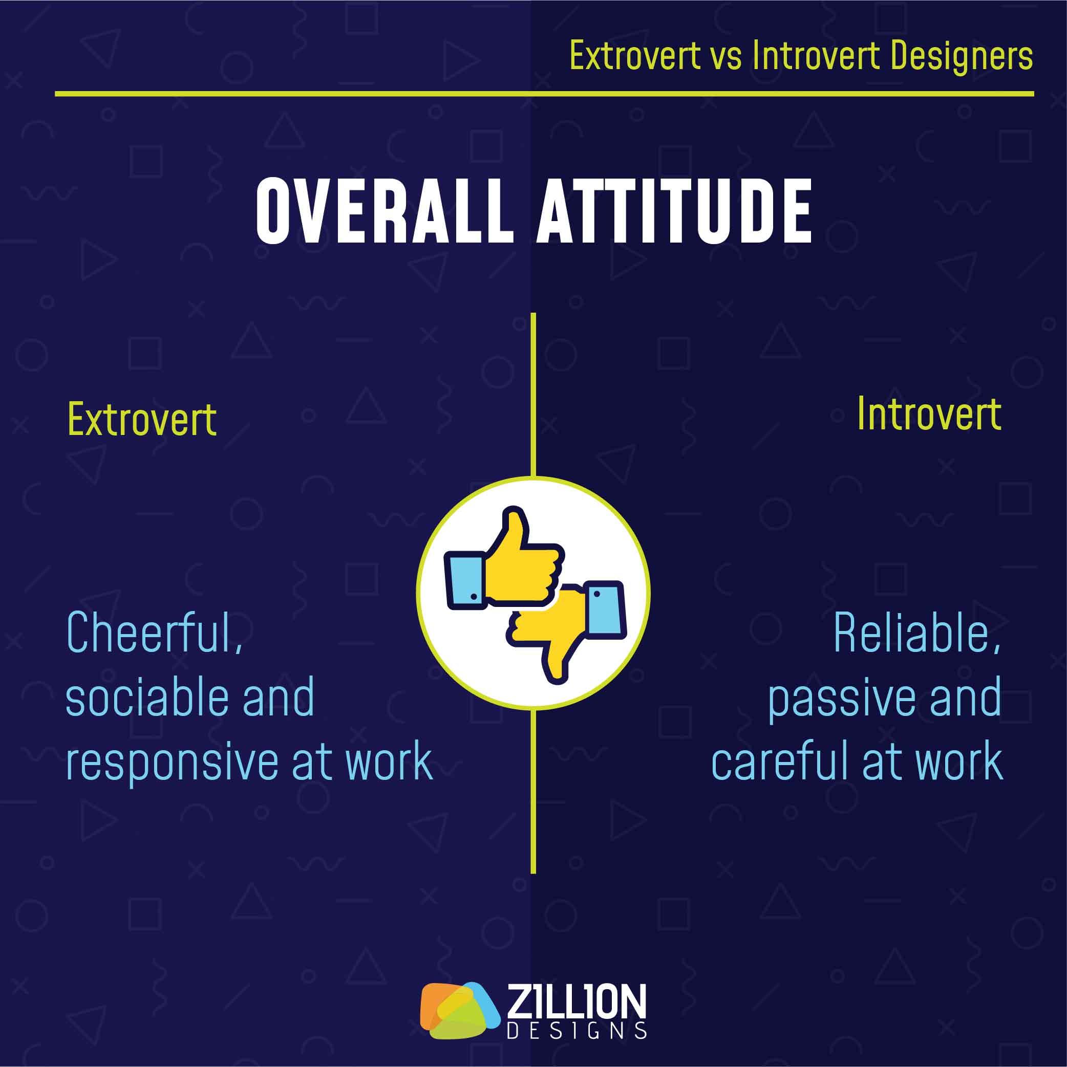 Extrovert vs Introvert Designers 9