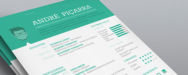 7 ways to create a stunning graphic designer resume