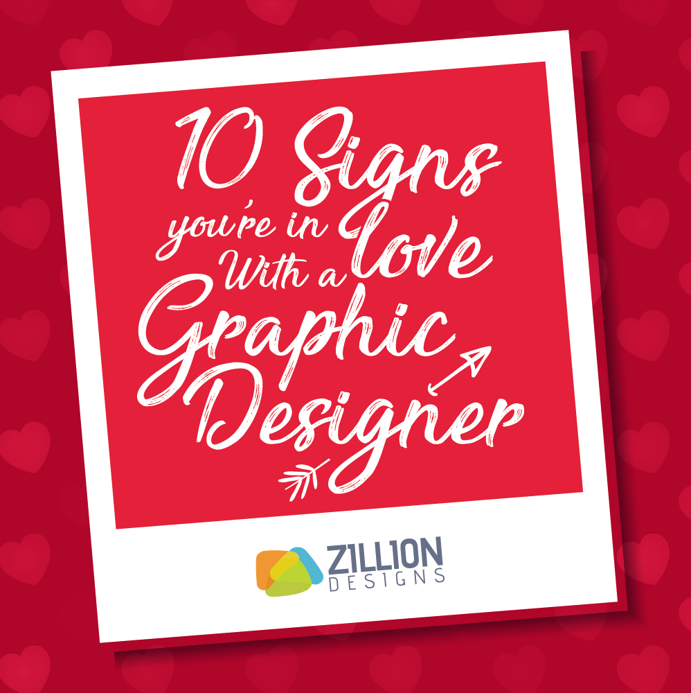 10 Signs You're In Love With A Graphic Designer