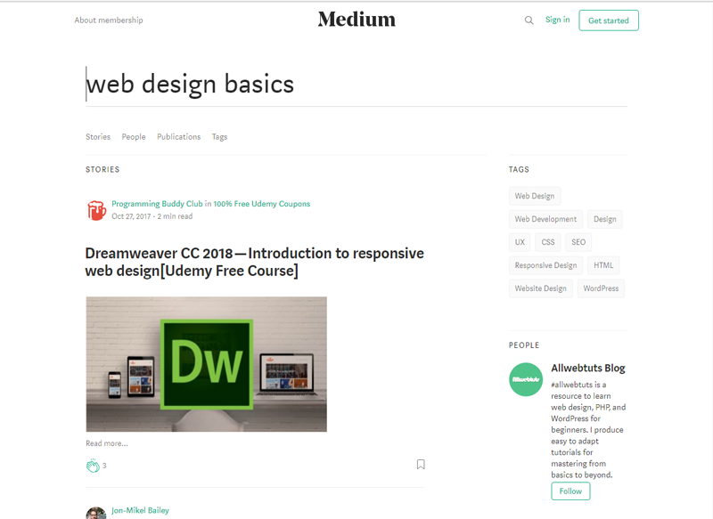 Abc Of Web Design For Noobs