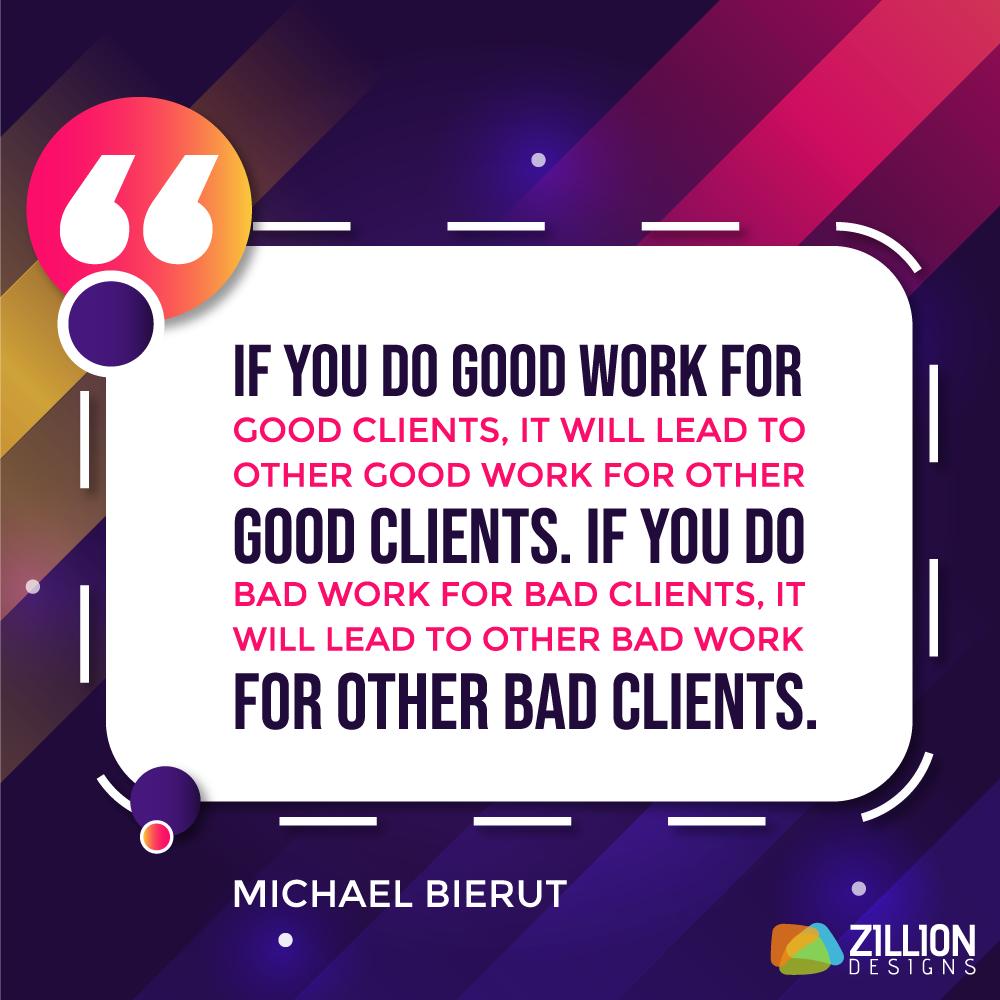 Michael Bierut Quote