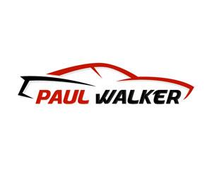 Paul Walker Logo