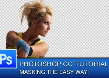 Photoshop CC Masking