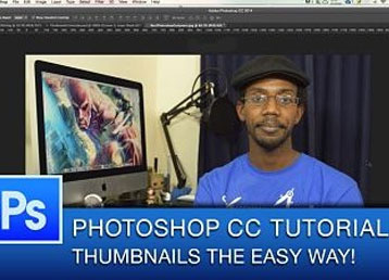 Photoshop CC Tutorial