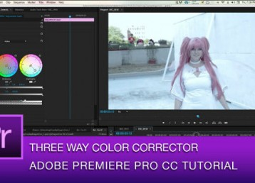 Roberto Blake - Three Way Color Corrector Tutorial