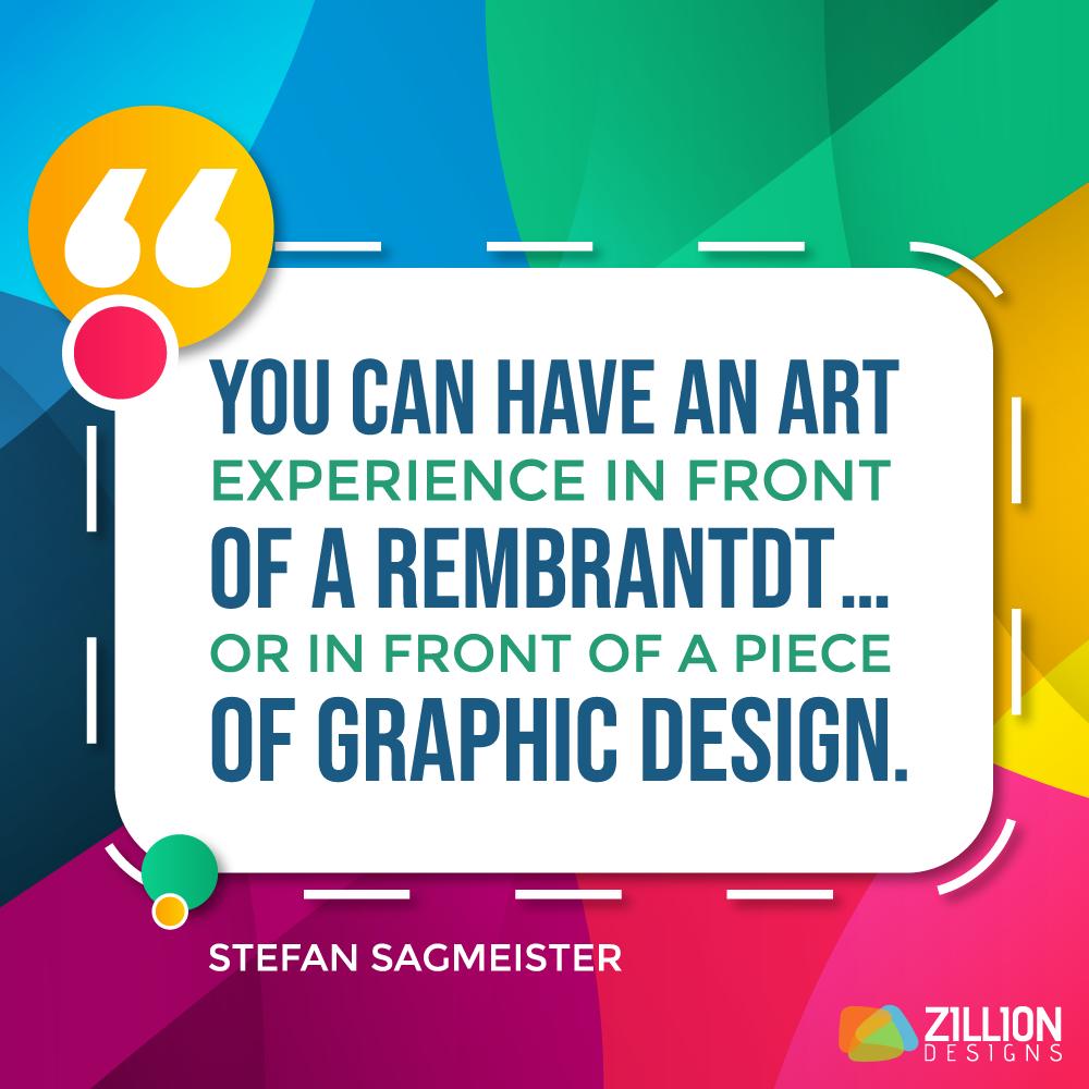 Stefan Sagmeister Quote