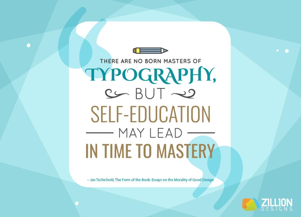 Typography Quote 1