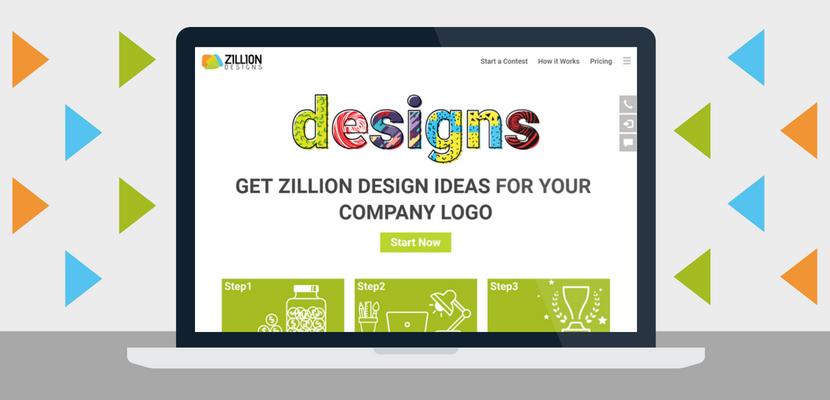 ZillionDesigns New Website