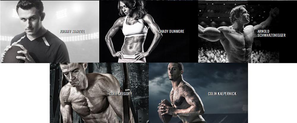 Muscle Pharm Athletes opt
