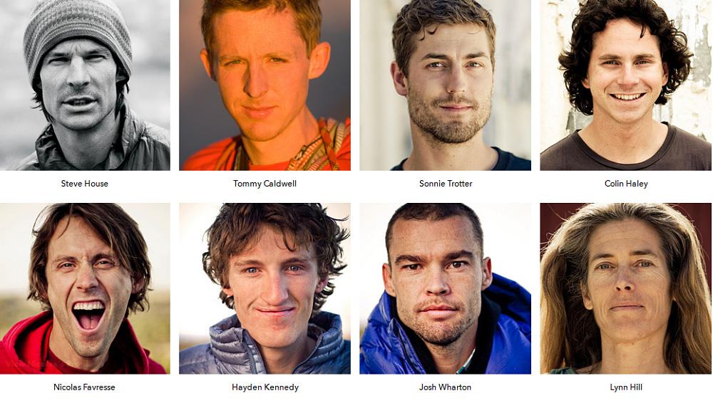 Patagonia Athletes opt