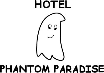 Phamton Paradise Logo