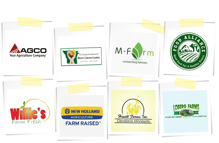 farm and agriculture logos from logo design contests