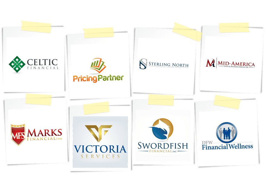 Finance and accounting logos from logo design contests