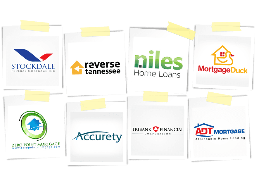 property management and real estate logos