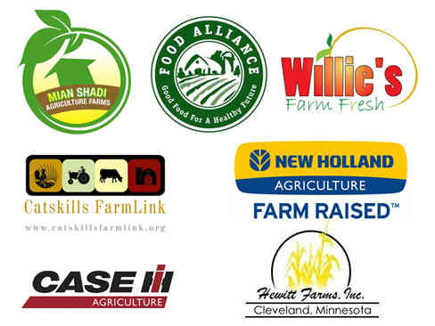 Agriculture & Farm Logo Designs That Earn Wholesome Trust