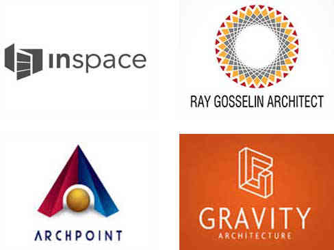 Basic types of architecture design company logos which you for Architecture design company
