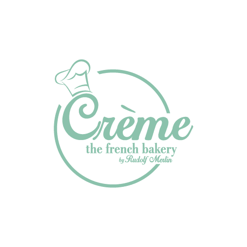 chef hat logo for french bakery