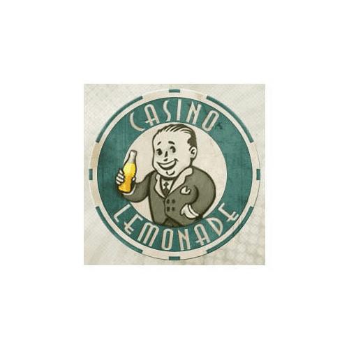 Casino Lemonade logo design