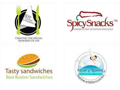 Professional Caterer Logo Design Samples