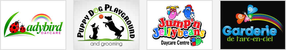 daycare logos importance of building a brand zillion designs