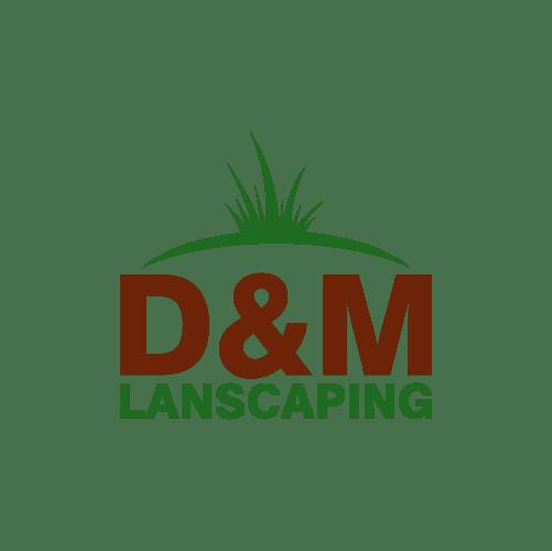 grass landscaping logo