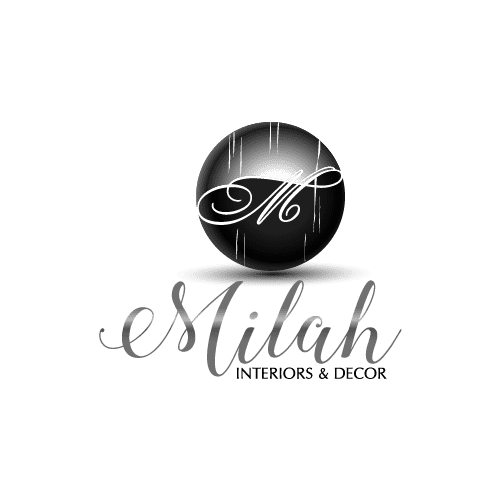 Superior 3D Orb Logo For Interior Design Company