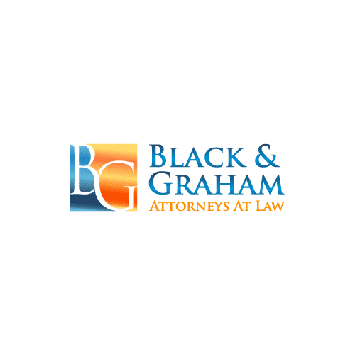 lettermark in square logo for attorneys at law