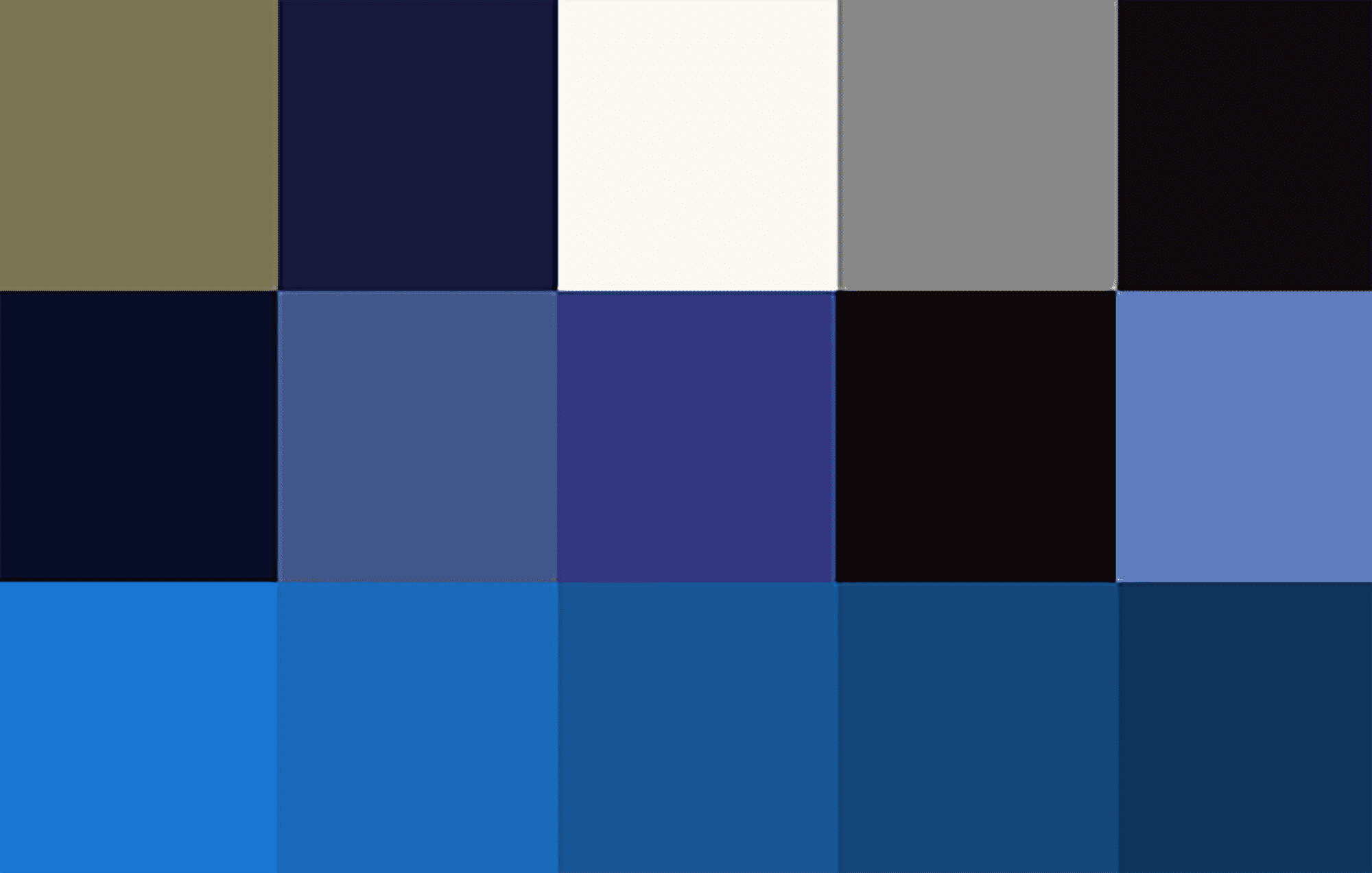 cobalt & copper  color palette for law firm logos