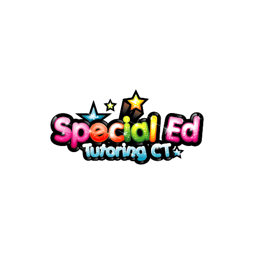 shiny and sparkly special education logo