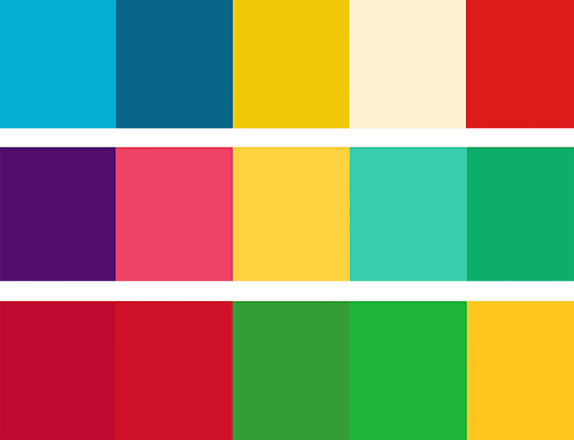 Learning Logo Color Palettes