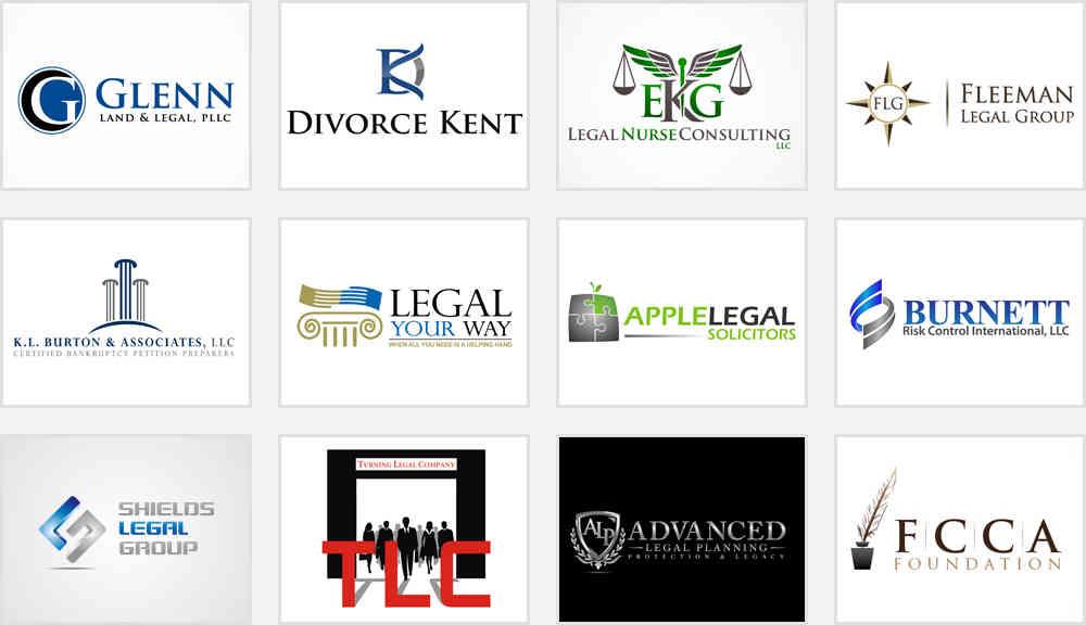 legal logos for inspiration