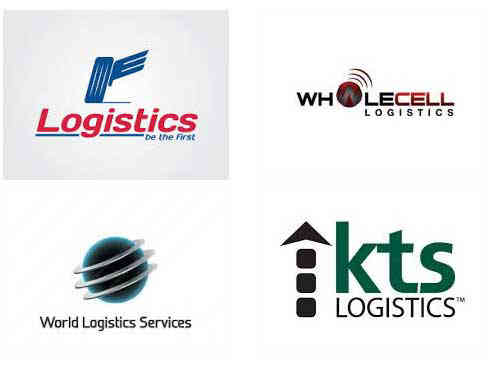 Logistics and transportation logos that move businesses