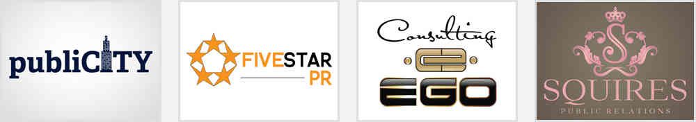 public relation firm logos