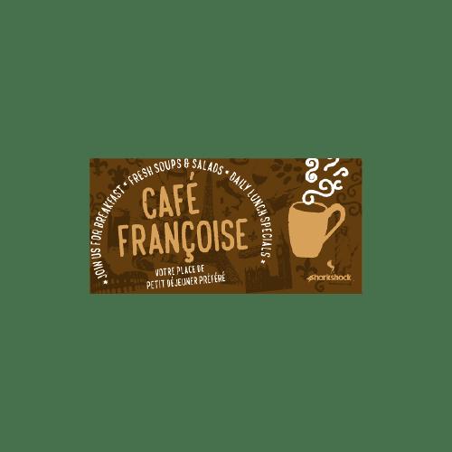 playful font for cafe logo