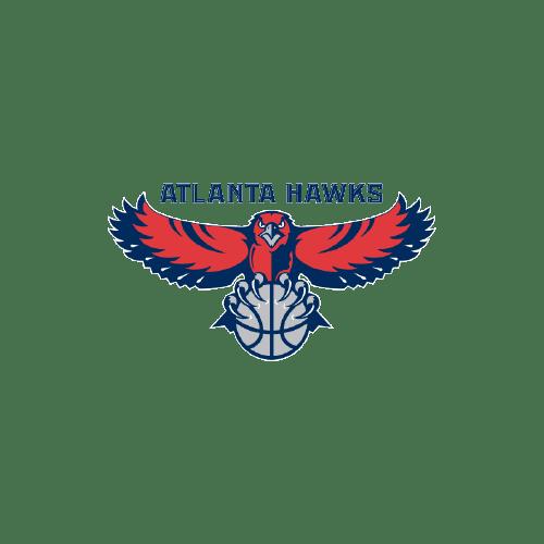 Old Atlanta Hawks Logo PNG