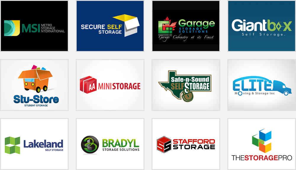 Storage Service on Interior Design Portfolio Samples
